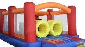 Фото 2 к товару Батут надувной Kidigo Fun World