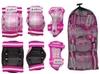 Защита детская наколенники, налокотники, перчатки ZEL SK-4678P - фото 2