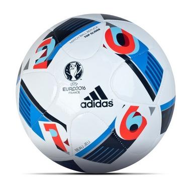 Мяч футбольный Adidas Euro 16 J350 - 4