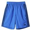 Шорты футбольные детские Adidas CON16 WOV SHO Y синие - фото 1