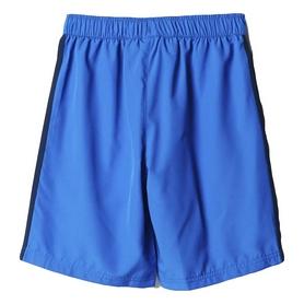 Фото 2 к товару Шорты футбольные детские Adidas CON16 WOV SHO Y синие