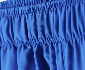Фото 4 к товару Шорты футбольные детские Adidas CON16 WOV SHO Y синие