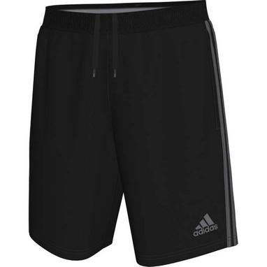 Шорты футбольные детские Adidas CON16 WOV SHO Y черные