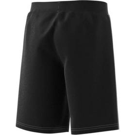 Фото 2 к товару Шорты футбольные детские Adidas CON16 WOV SHO Y черные