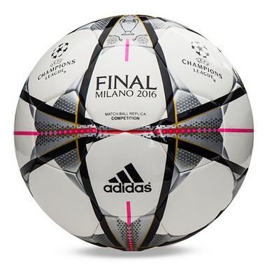 Мяч футбольный Adidas Fin Milano Comp, размер - 4