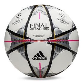 Фото 1 к товару Мяч футбольный Adidas Fin Milano Comp, размер - 4
