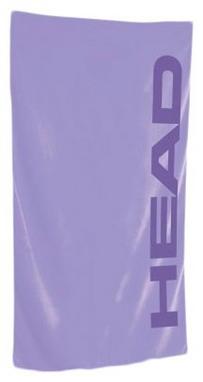 Полотенце из микрофибры Head Sport 150*75 см сиреневое