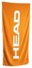 Полотенце Head Sport хлопок 140*70 см оранжевое - фото 1