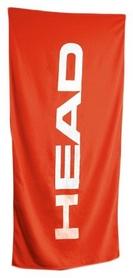 Полотенце Head Sport хлопок 140*70 см красное