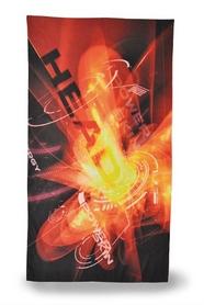 Фото 1 к товару Полотенце из микрофибры Head 150*75 см оранжевое