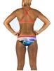 Купальник женский Head Swim Bikini Lady -PBT голубо-салатный - фото 3