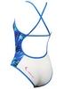 Купальник женский Head Tropic Byte сине-розовый - фото 2