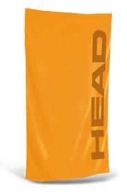 Полотенце из микрофибры Head Sport 150*75 см оранжевое