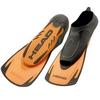 Ласты для басейна Head Energy черно-оранжевые - фото 1