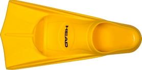Ласты для бассейна Head Soft желтые, размер 35-36