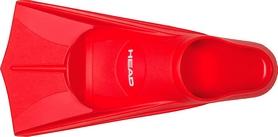 Ласты для басейна Head Soft красные, размер 39-40