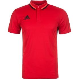 Футболка поло мужская Adidas Condivo 16 красная