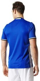 Фото 2 к товару Футболка футбольная Adidas Condivo 16 JSY синяя
