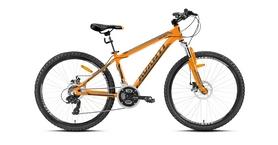 "Велосипед горный Avanti Galant 2016 - 26"", рама - 17"", оранжево-серый (RA-04-940M17-ORANGE/GREY-K)"