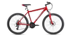 "Велосипед горный Avanti Smart 26"" 2016 красно-серый матовый рама 17"""