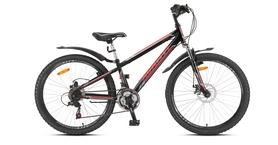 """Велосипед горный Avanti Dakar 26"""" 2016 черно-красный рама - 15"""""""