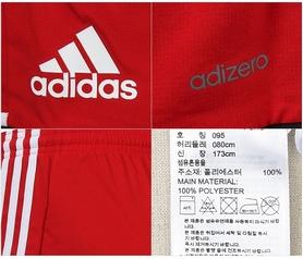 Фото 3 к товару Шорты футбольные Adidas CONDI 16 SHO красные