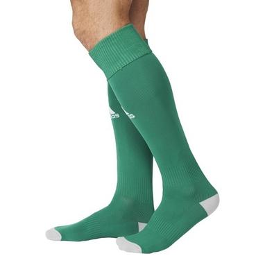 Гетры футбольные Adidas Milano 16 Sock зеленые
