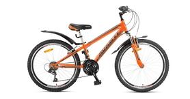 "Велосипед детский Avanti Dakar 24 2016 оранжево-серый рама 13"""