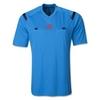 Футболка арбитра Adidas REF 14 JSY голубая - фото 1