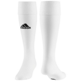 Фото 1 к товару Гетры футбольные Adidas Milano Sock белые