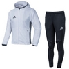 Костюм спортивный Adidas Condivo 16 Pes Suit белый - фото 2