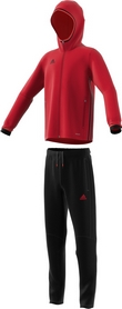 Костюм спортивный детский Adidas Condivo 16 Pre Suity красный