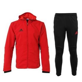 Фото 2 к товару Костюм спортивный детский Adidas Condivo 16 Pre Suity красный