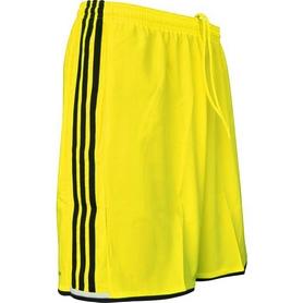 Фото 2 к товару Шорты футбольные Adidas CONDI 16 SHO желтые