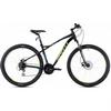 Велосипед горный Spelli SX-5200 29ER 2016 черный с голубым матовый - 17