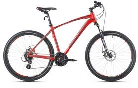 Фото 1 к товару Велосипед горный Spelli SX-3700 29ER 2016 красный матовый - 19