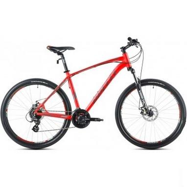 Велосипед горный Spelli SX-3700 29ER 2016 красный матовый - 21