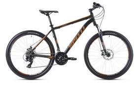Фото 1 к товару Велосипед горный Spelli SX-2500 29ER 2016 черно-оранжевый матовый - 21