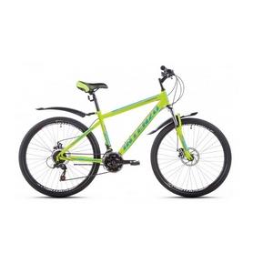 """Велосипед горный Intenzo Forsage 26"""" зелено-голубой рама 17"""""""