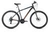 Велосипед горный Spelli SX-3500 29ER 2016 черно-оранжевый матовый - 19