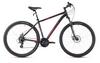 Велосипед горный Spelli SX-3500 29ER 2016 черно-красный матовый - 21