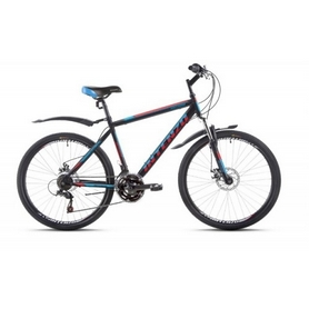 Фото 1 к товару Велосипед горный Intenzo Saturn 26