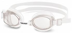 Очки для плавания Head Rocket Silicone прозрачные