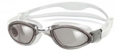 Очки для плавания Head Tiger LSR+ дымчатые