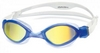 Очки для плавания с зеркальным покрытием Head Tiger LSR+ синие - фото 1