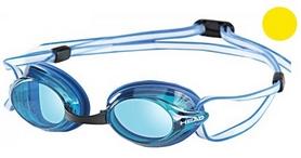 Очки для плавания Head Venom сине-желтые