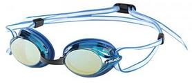 Очки для плавания с зеркальным покрытием Head Venom синие