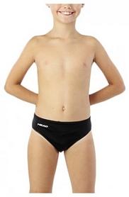 Плавки детские Head Solid Boy - Lycra черные