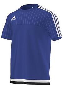 Футболка Adidas Tiro15 TEE S22431 синяя