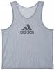 Накидка (манишка) тренировочная Adidas TRG BIB 14 D84856 серая - фото 1
